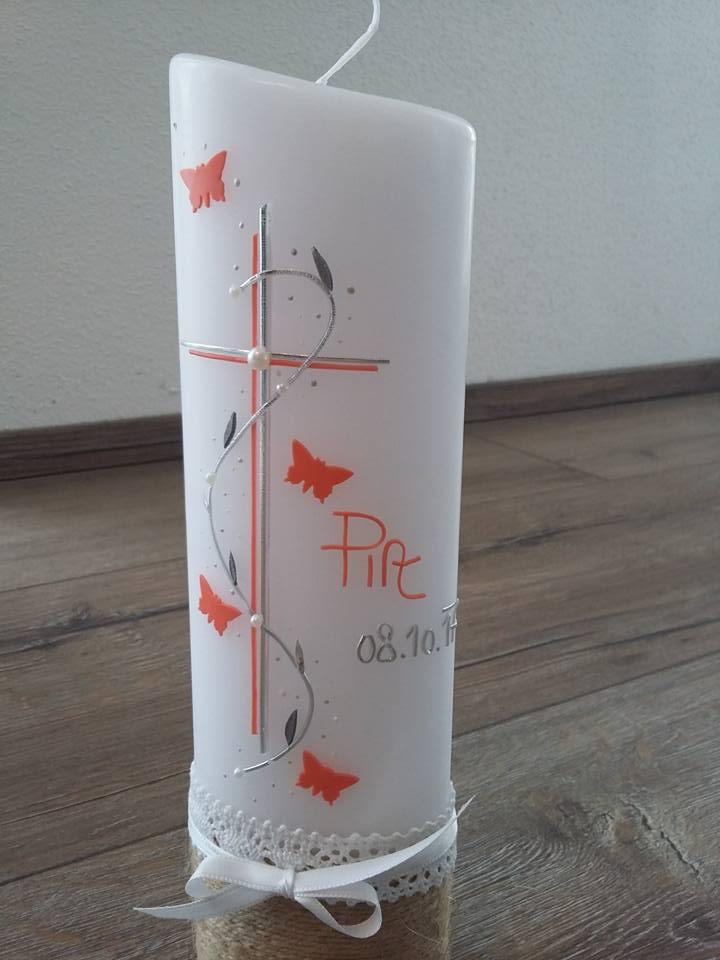 Taufkerzen – ein Symbol mit großer Bedeutung