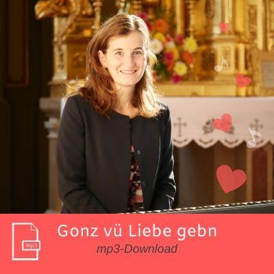 Gonz vü Liebe gebn mp3 Download